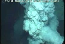 Vulkaan onder water