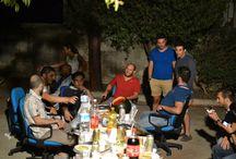 31/07/2014: Cena pre-ferie! / Le vacanze si avvicinano e noi...festeggiamo con un bel barbecue!
