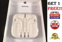 OEM Original Genuine Apple iPhone 5 5S 6 6S EarPods Earphones W/Remote & Mic