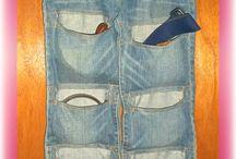Jeans hänger