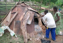 Earth Ovens / my inspiration
