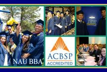 NAU BBA Website / Check out our newly updated department webpage for the Department of Business and Administration: https://nau.edu/Business-Admin/ / by Northern Arizona University Bachelor of Business Administration