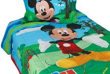Mickey Bedding