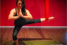 (Aerial-)Yoga