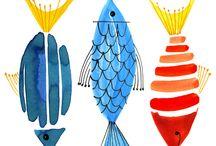 Artist - Margaret Berg / Illustrations of Margaret Berg