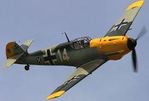 aviones y segunda guerra mundial