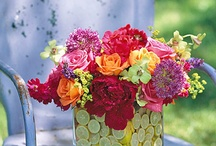 Floral arrangements / by Ann Hathorn