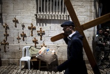 Good Friday In Jerusalem / by Andrea Gentry