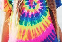 tie dye Things