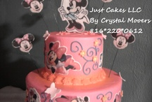 cakes / by Vicky Mabry