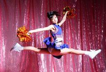 チアガール Cheerleader