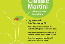 Summer Fridays @ 5 / Cocktail Recipes