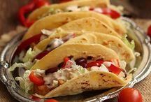 Tacos z kurczakiem