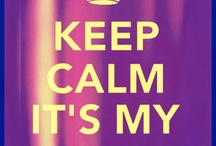 Keep Calm / by Jennifer Gibson Guzman