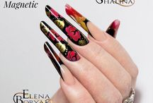 Nail art Magnetic