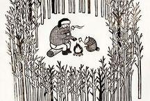 las ze zwierzem