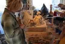 Sculptor - Merry ArtToones