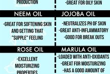 oil for our skin