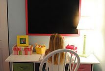 m's room / by Heather Bell-Temin