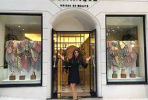 Brésil - Dominique Maison de Beauté / Retrouvez les soins et produits Joëlle Ciocco chez Dominique-Maison de beauté située à Sao Paulo au Brésil. Adresse : Rua Bela Cintra 2073 São Paulo