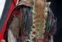 elfia costumes / about all the creative costumes made by visitors and entertainers for the Elfia events