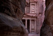 """1000 Places to See Before You Die - The Middle East / Based on the book """"1000 Places to See Before You Die,"""" or as I call it - my travel bucket list"""
