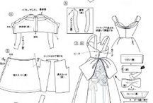 roupas para bonecas