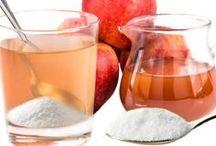 vinagre y bicarbonaro