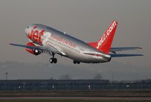 Jet2 & Monarch / Jet2 aircrafts and Monarch aircrafts #airplanes #spotting #aviation #aircrafts #airplane #aircraft #aerei