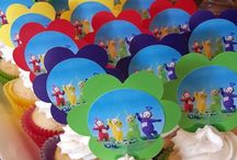 Teletubbies Birthday theme