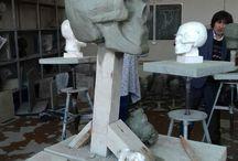 моя скульптура