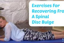 disc bulge exercises