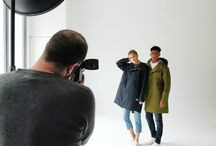 PARKA BEHIND THE SCENES