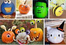 Halloween theme / by Cassie Whieldon