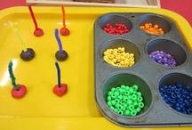 Kindergarten - Table top centres