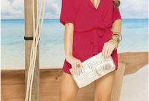 Onda Crucero / ONDA CRUCERO es una colección inspirada en la sofisticación relajada del estilo náutico. Una campaña llena de siluetas fluidas, en las que el azul, el rojo y el blanco son protagonistas, creando un look perfecto para el verano.