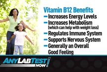 The Healthy Fit  / Your health is your responsibility, from establishing a baseline of information you need to know about yourself, to monitoring your numbers over time to proactively Take Control of Your Health®. / by Any Lab Test Now
