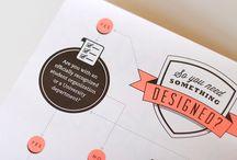 Flat Design_Produção Gráfica / Nossas inspirações...