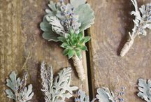 Inspiration for Boutonnieres