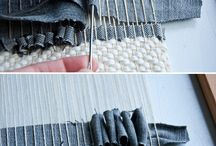 Weaving inspiration and tutorials