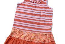 Tutorials: dresses and tops
