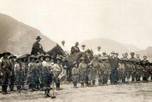 Coyhaique Antiguo / Fotografías Históricas de la Ciudad de Coyhaique, Región de Aysén , Chile.