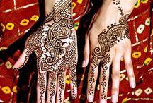 Henna / Mehndi creations