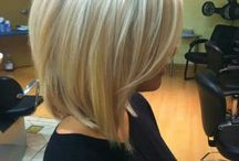 Jacqui / Hair styles
