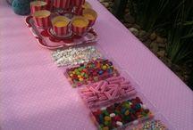 Kiddie party ideas