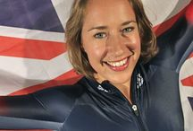 Lizzy Yarnold MBE / Our Brand Ambassador, Up close and personal