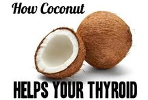 thyroid and coconut oil