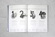 editorial design / by First Sense