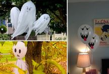 Halloween decoration and crafts