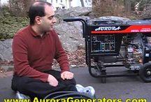 hook up generator
